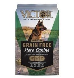 Victor Purpose Grain Free Hero Canine 50lb