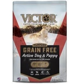 Victor Purpose Grain Free Active Dog & Puppy 5lb