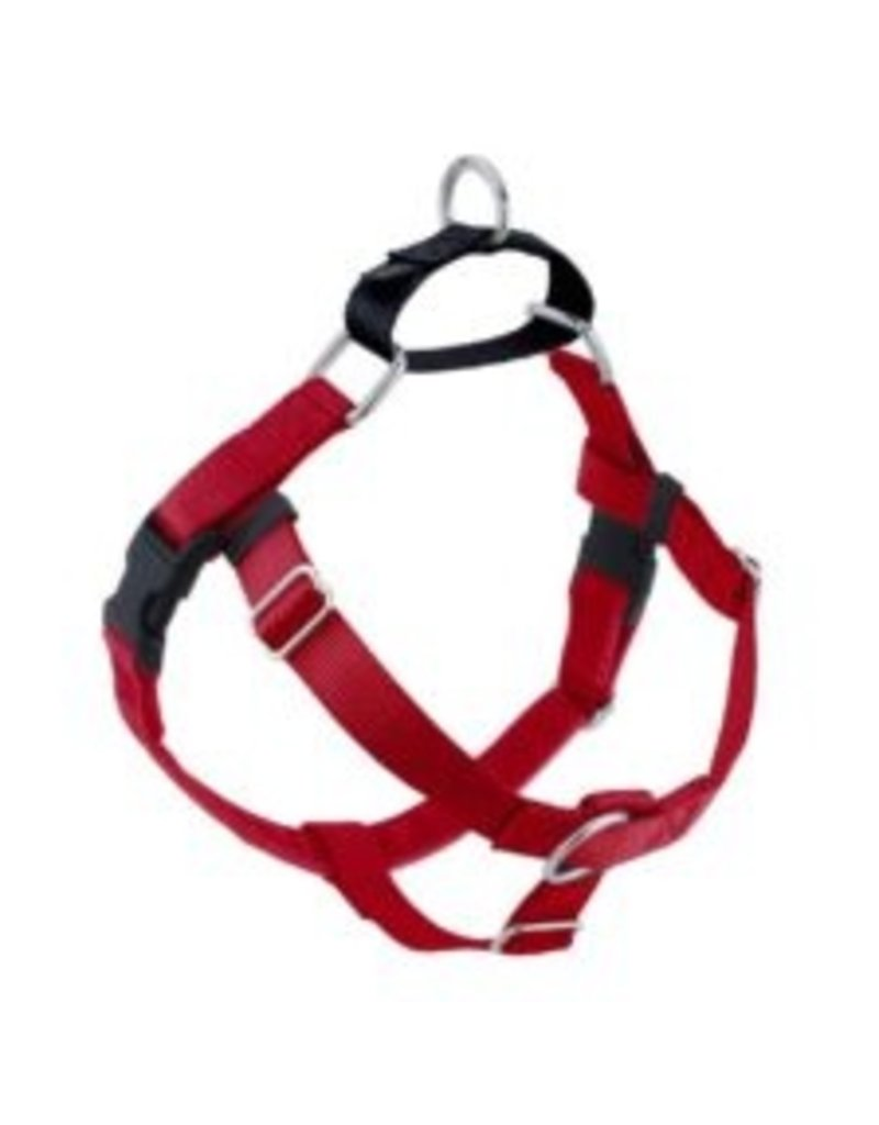 2 Hounds Freedom Harness L Red