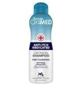 Tropiclean Oxymed Medicated Oatmeal Shampoo