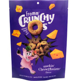 Fromm Family Crunchy O's Smokin Cheeseplosions 6oz
