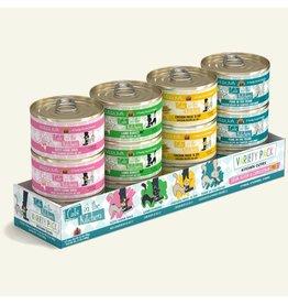 Weruva Kitchen Cuties Variety Pack 12 3oz