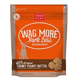 Cloud Star Wagmore Peanut Butter 3lb