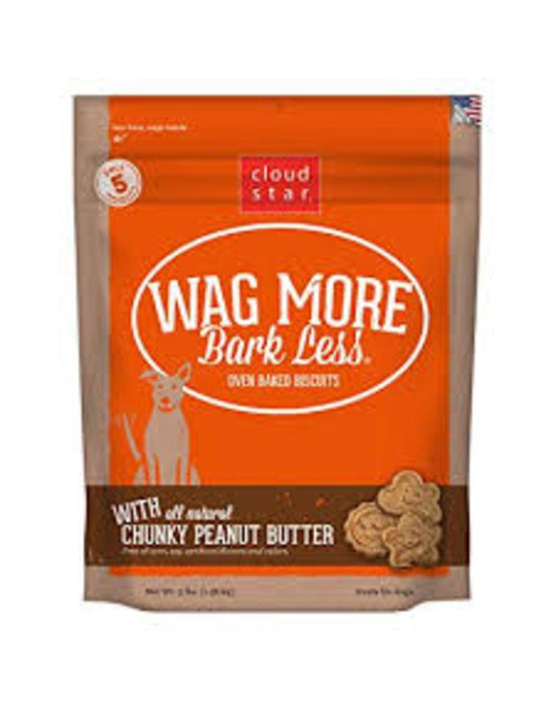Cloud Star Wag More Peanut Butter 3lb