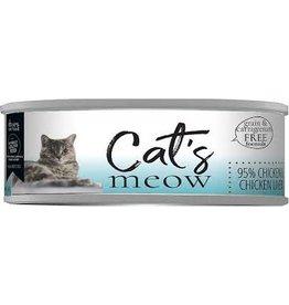 Dave's Cat's Meow 95% Chicken & Chicken Liver 5.5oz