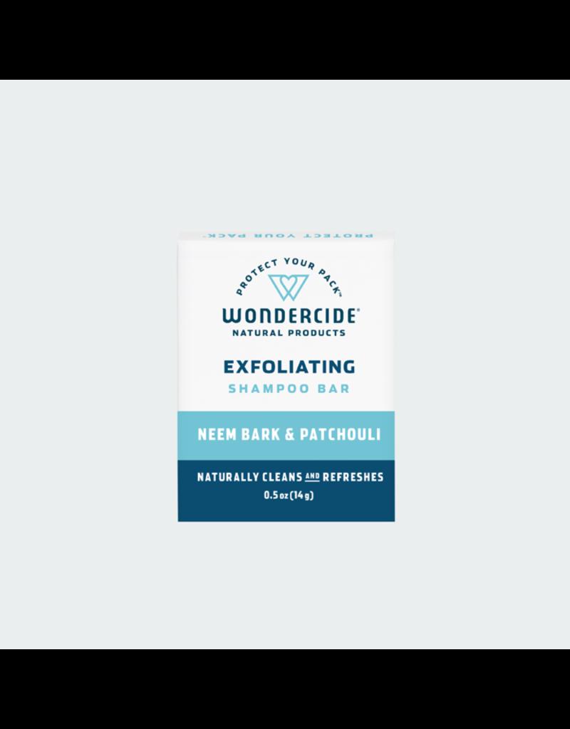Wondercide Exfoliating Soap Bar with Neem Bark & Patchouli .5oz