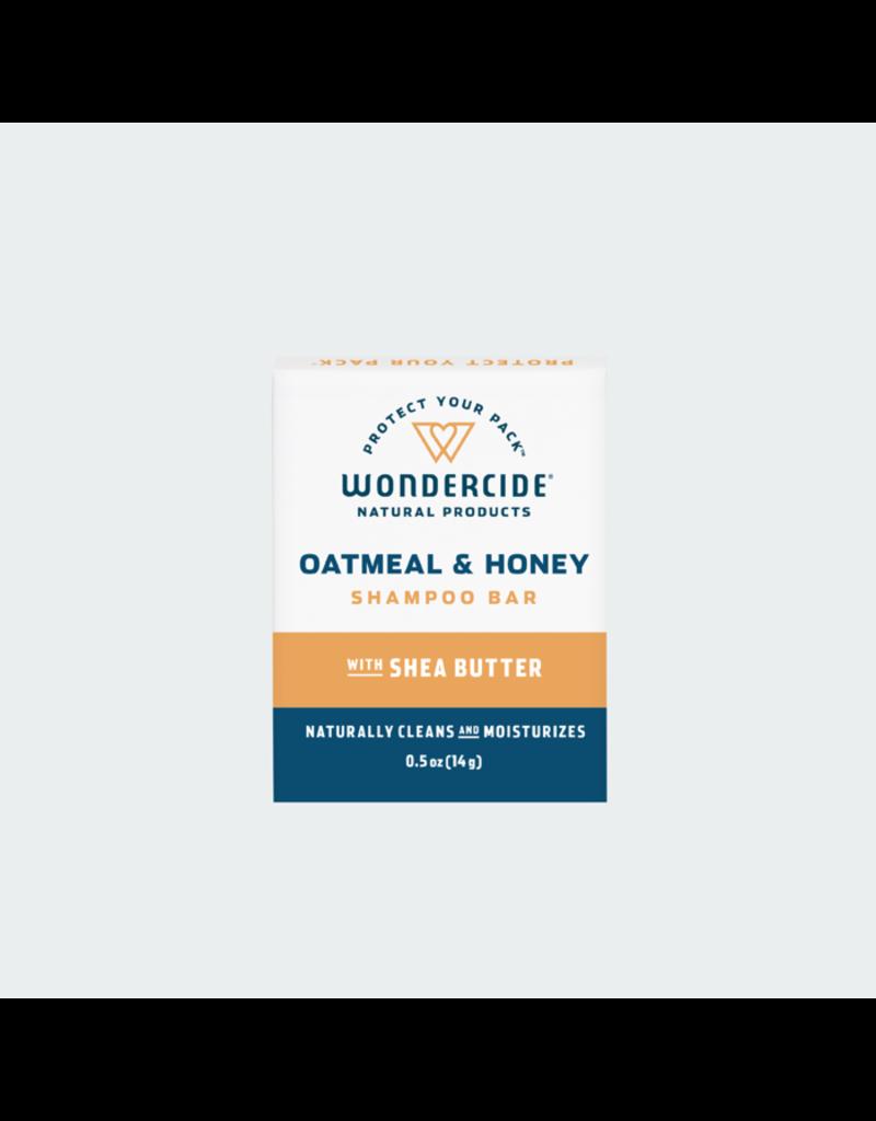 Wondercide Oatmeal & Honey Shampoo Bar with Shea Butter .5ozWondercide Bar Oatmeal & Honey .5
