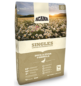 Acana Singles Duck & Pear Trial Size12oz