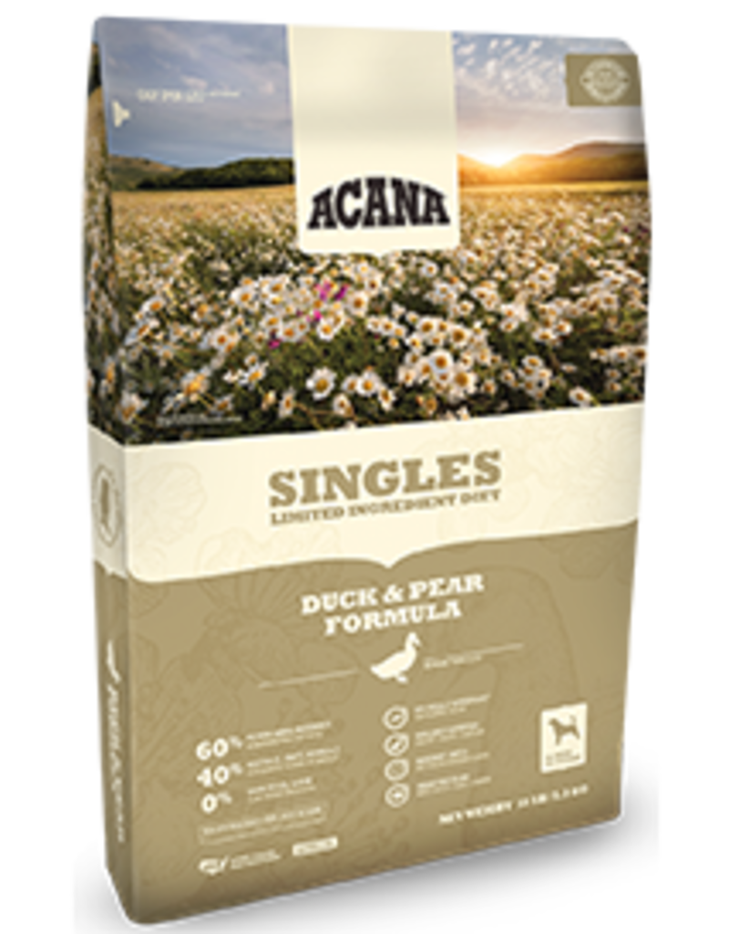 Acana Singles Duck & Pear Trial Size 12oz