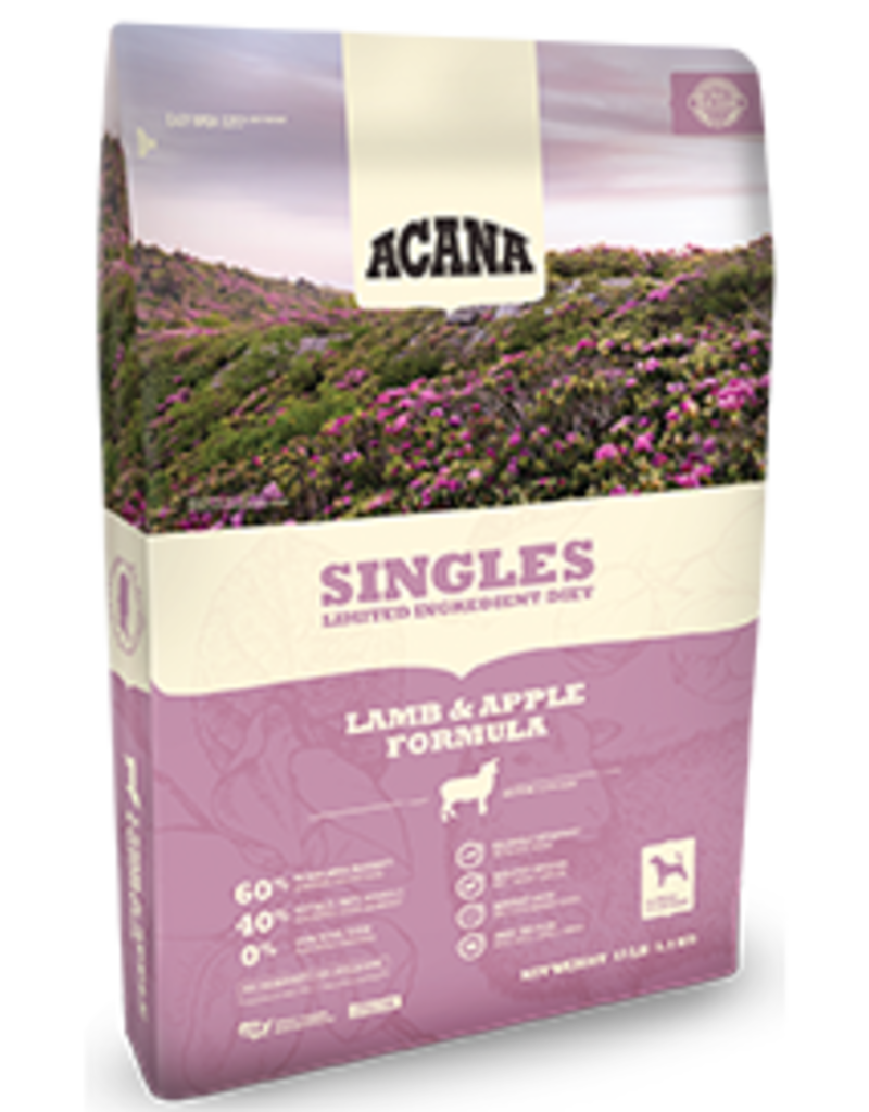 Acana Singles Lamb & Apple 13lb