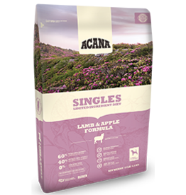 Acana Singles Lamb & Apple Trial Size 12oz