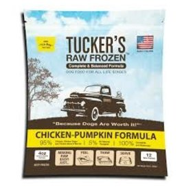 Tuckers Chicken & Pumpkin 3lb