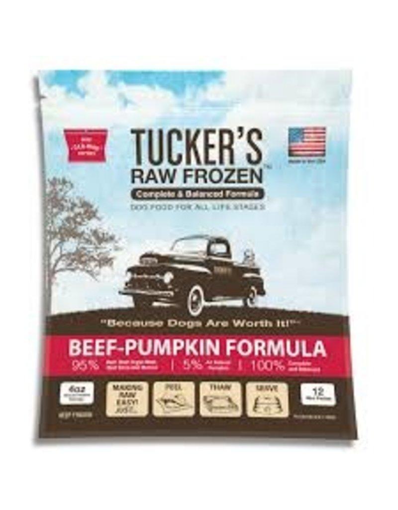 Tuckers Beef & Pumpkin 6lb