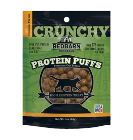 Red Barn Cat Protein Puff Treat 1oz