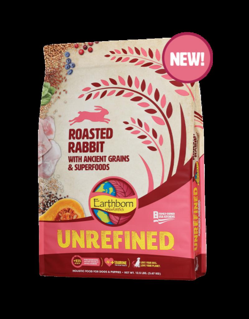 Earthborn Unrefined Roasted Rabbit 12lb