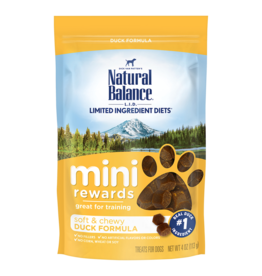 Natural Balance Mini Reward Duck 4oz