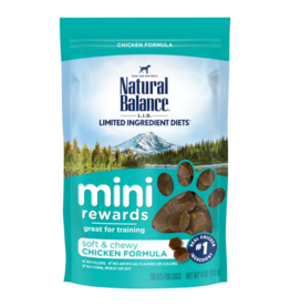 Natural Balance Mini Rewards Chicken 4oz