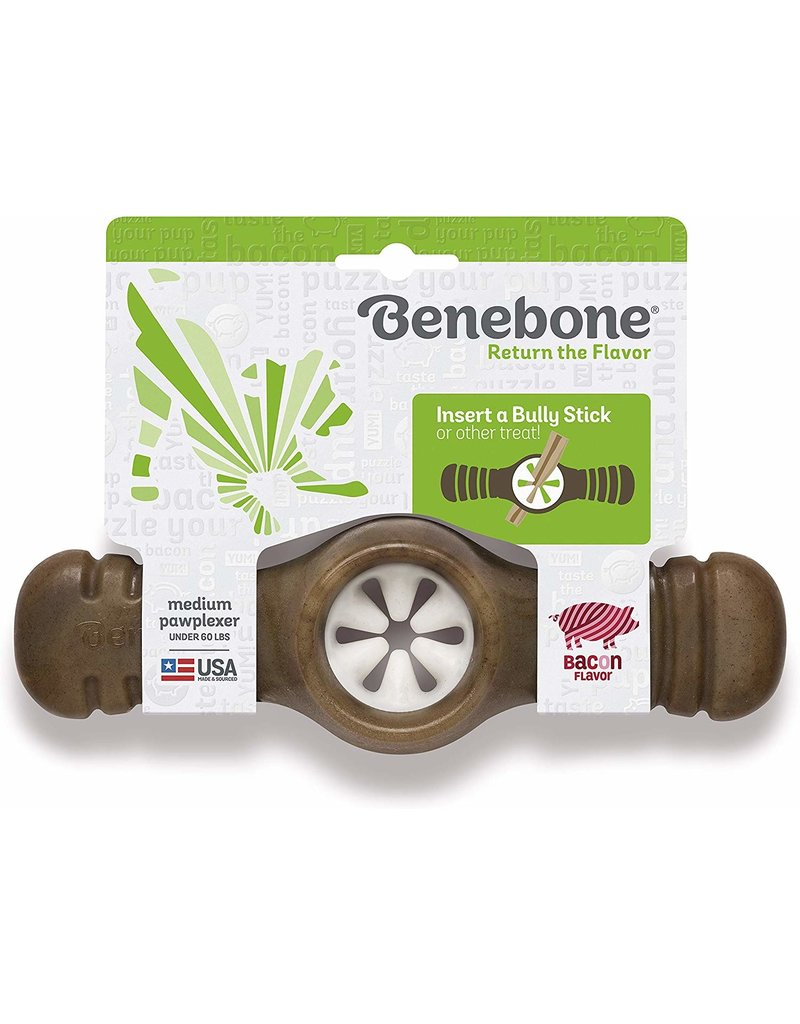 Benebone Pawplexer Bacon Medium