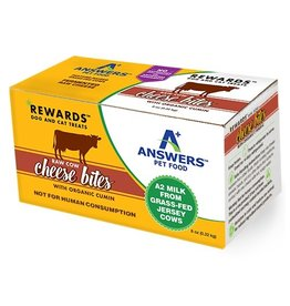 Answers Cow Cheese Treats with Cumin 8oz
