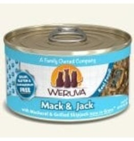 Weruva Mack and Jack 3oz