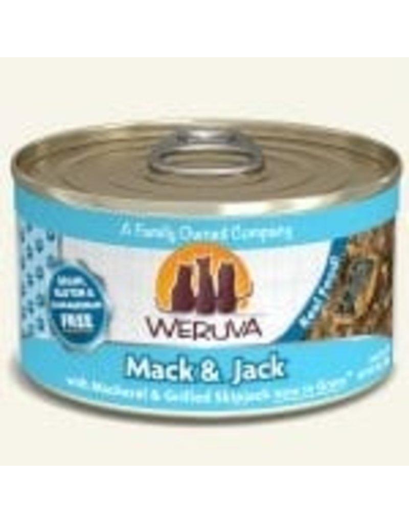 Weruva Mack and Jack 3oz