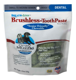 Ark Naturals Gray Muzzle Toothpaste Small/Medium 4.1oz