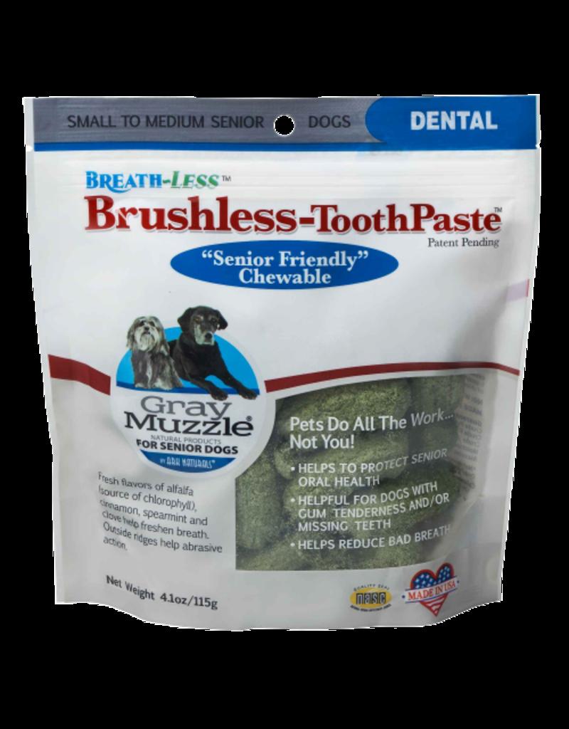 Ark Naturals Gray Muzzle Toothpaste Small/Medium 4.1oz