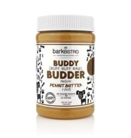 Bark Bistro Buddy Budder Ruff Ruff Raw 16oz