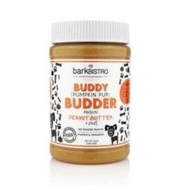 Bark Bistro Buddy Budder Pumpkin Pup 16oz
