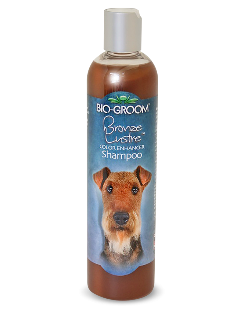 Bio Groom Bronze Luster Color Enhancing Shampoo 12oz