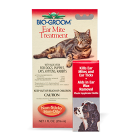 Bio Groom Ear Mite Treatment 1oz