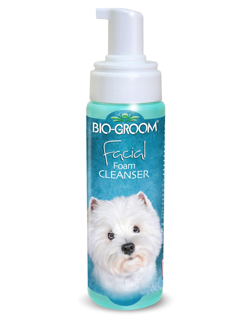 Bio Groom Facial Foam Cleanser  8oz