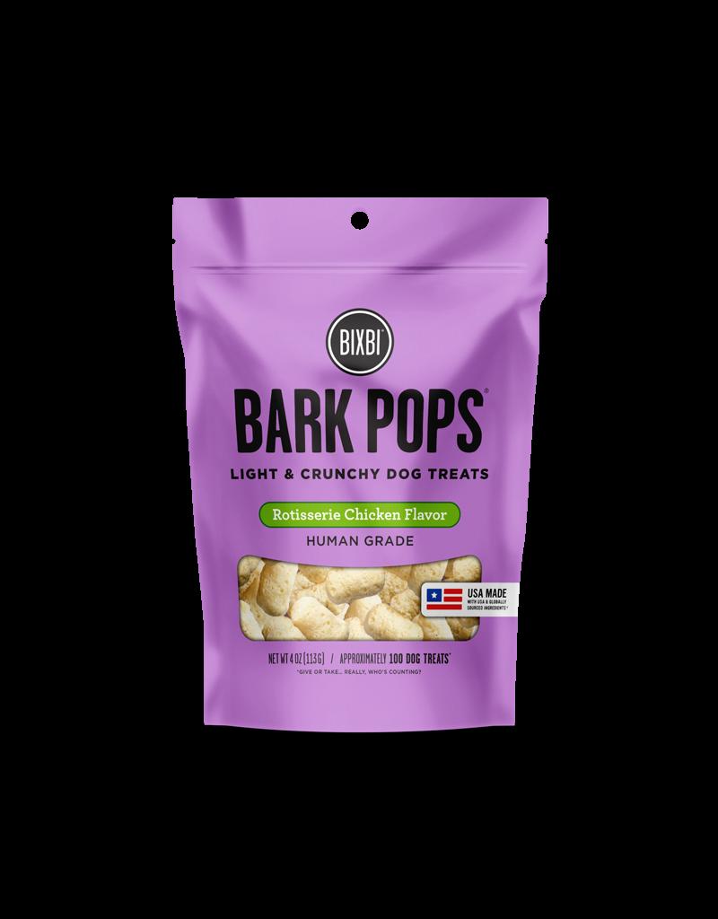 Bixbi Bark Pops Rotisserie Chicken 4oz