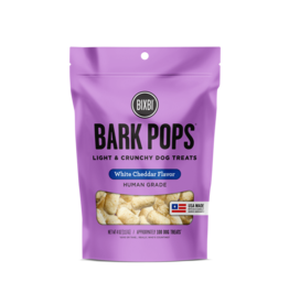 Bixbi Bark Pops White Cheddar 4oz