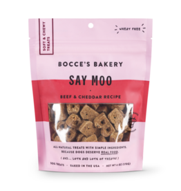 Bocce's Bakery Soft & Chewy Say Moo