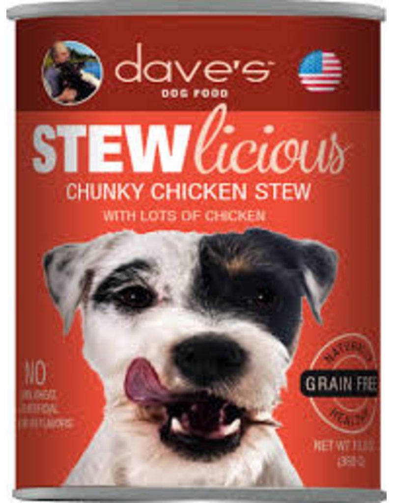Dave's Stewlicious Chunky Chicken 13.2oz