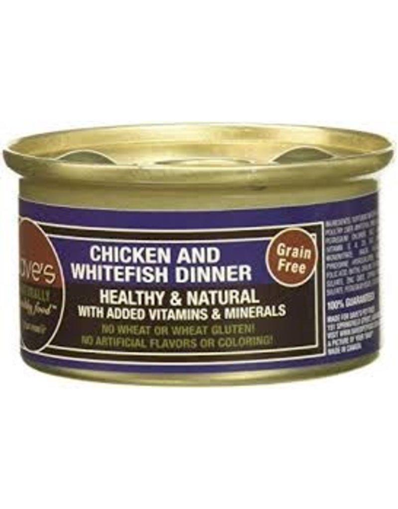 Dave's Cat Grain Free Chicken & Whitefish 3oz