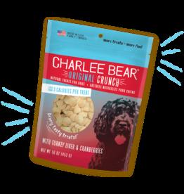 Charlee Bear Turkey Liver & Cranberry Treats 16oz