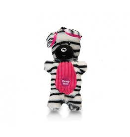 Charming Pet Peek a Buds Zebra