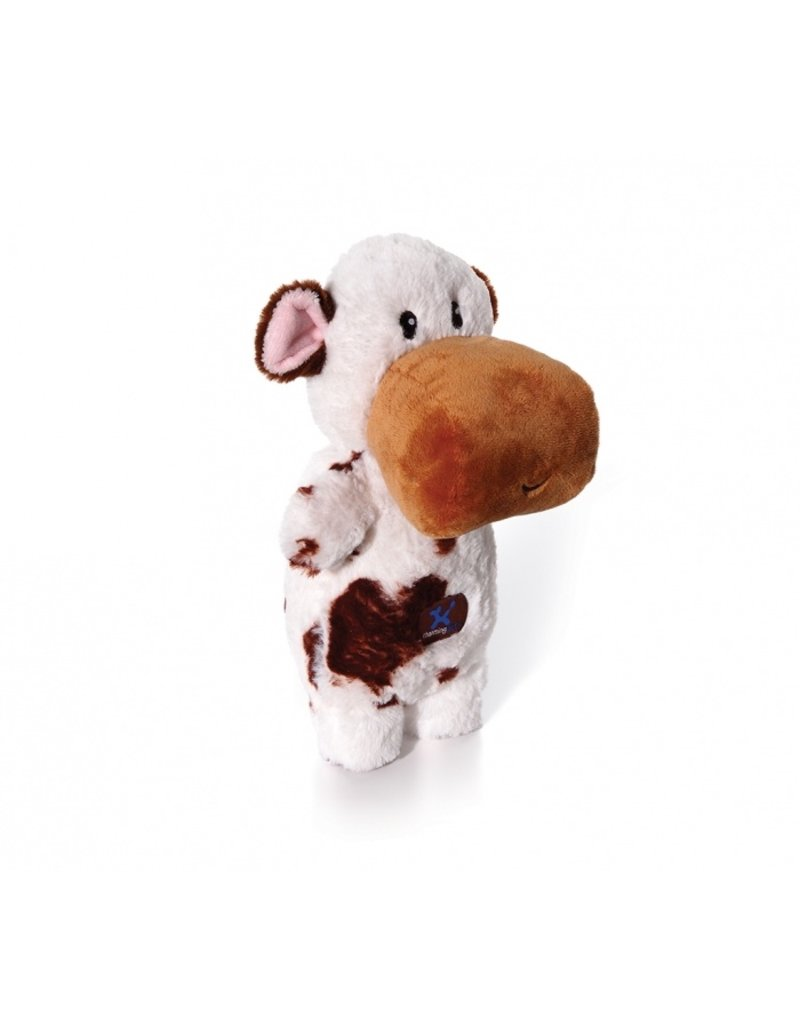 Charming Pet Puppet Squeaks Cow