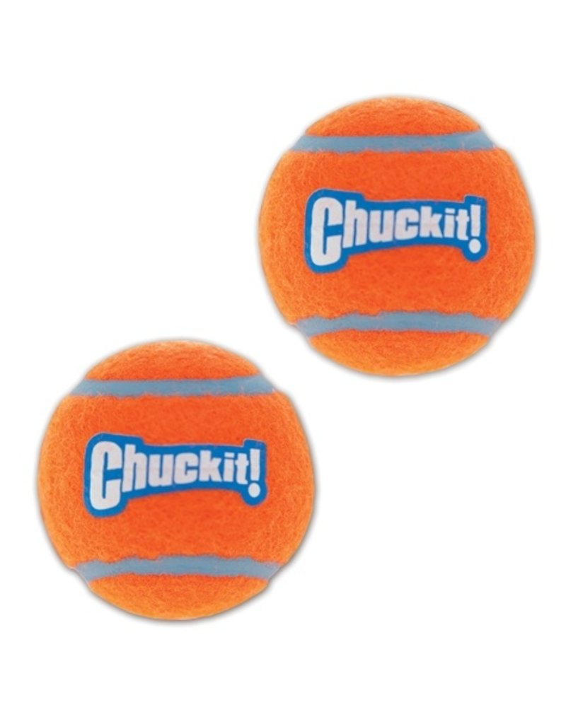 Chuckit! Tennis Ball Medium 2pk