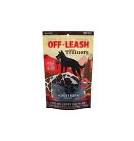 Presidio Off Leash Mini Trainers Beef 14oz