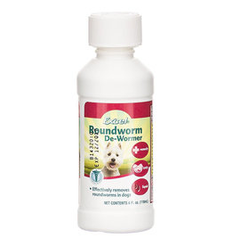 8 in 1 Dog Roundworm De-Wormer 4oz