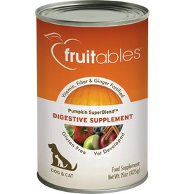 Fruitables Pumpkin Superblend Digestive Supplement 15oz
