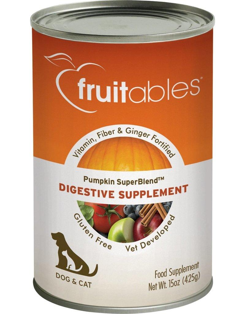 Fruitables Pumpkin Superblend Digestive Supplement 15oz