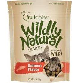 Fruitables Wildly Natural Salmon 2.5oz