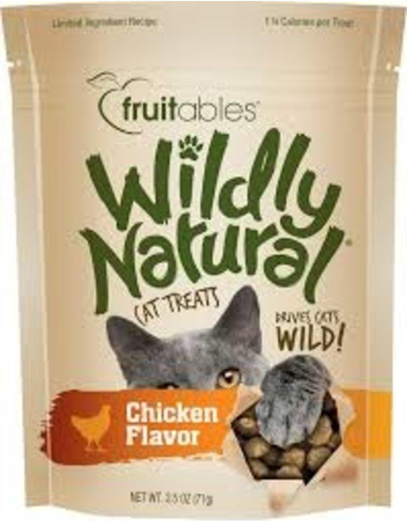 Fruitables Wildly Natural Chicken 2.5oz