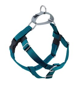 2 Hounds Freedom Harness L Teal