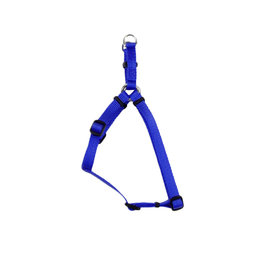 """Coastal Comfort Harness Blue 3/8""""W 16""""L"""