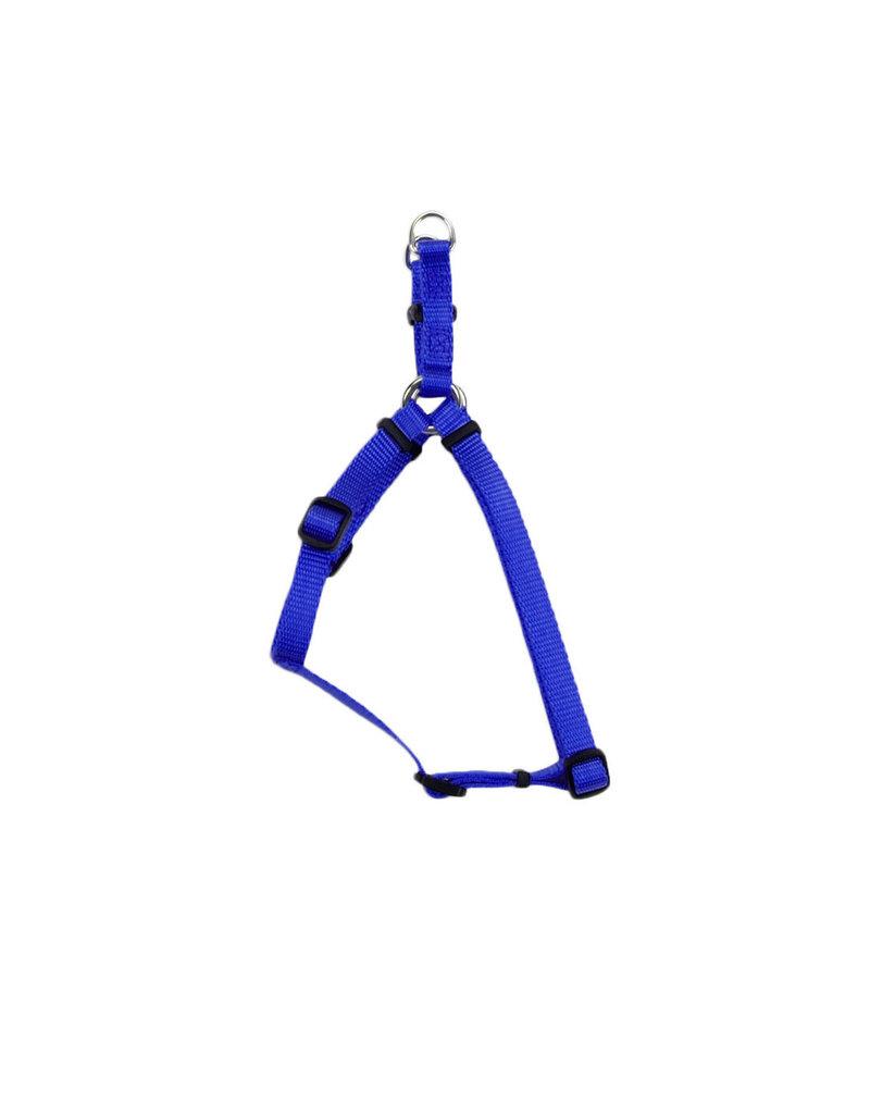 """Coastal Comfort Harness Blue 3/4""""W 32""""L"""